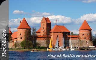 May at Baltic countries.