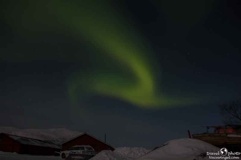 northern lights,aurora,tornetrask,abisko,sweden,scandinavia