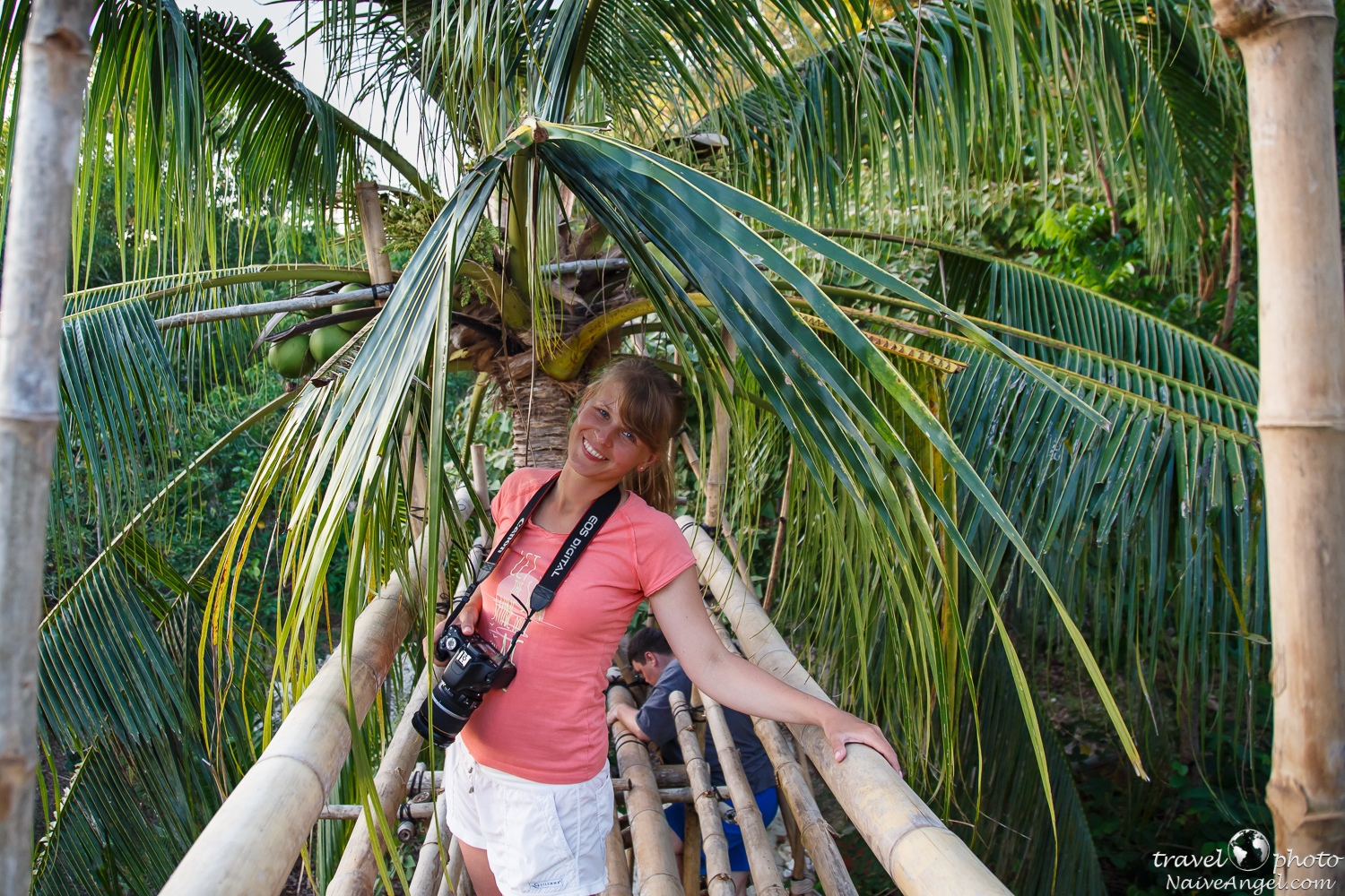 Philippines Bohol Coconut Farm Life Is A Journey