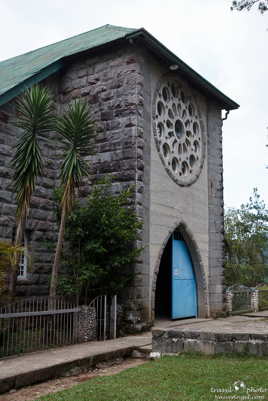 St. Mary's Episcopal Church, сагада,philippines