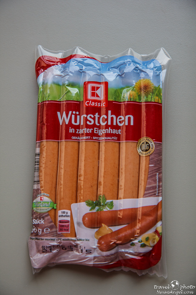 сосиски,prices, kaufland,germany