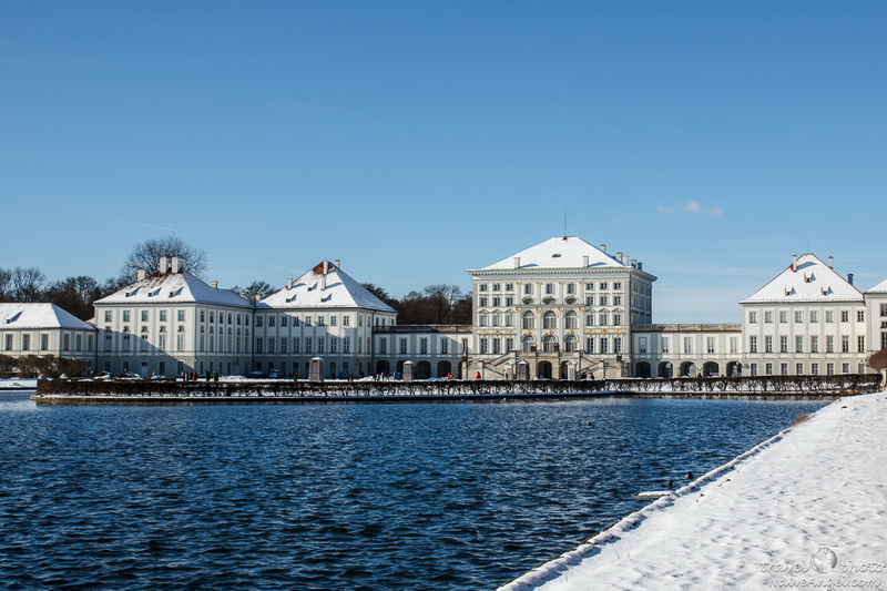 дворец,Nymphenburg,germany,munich