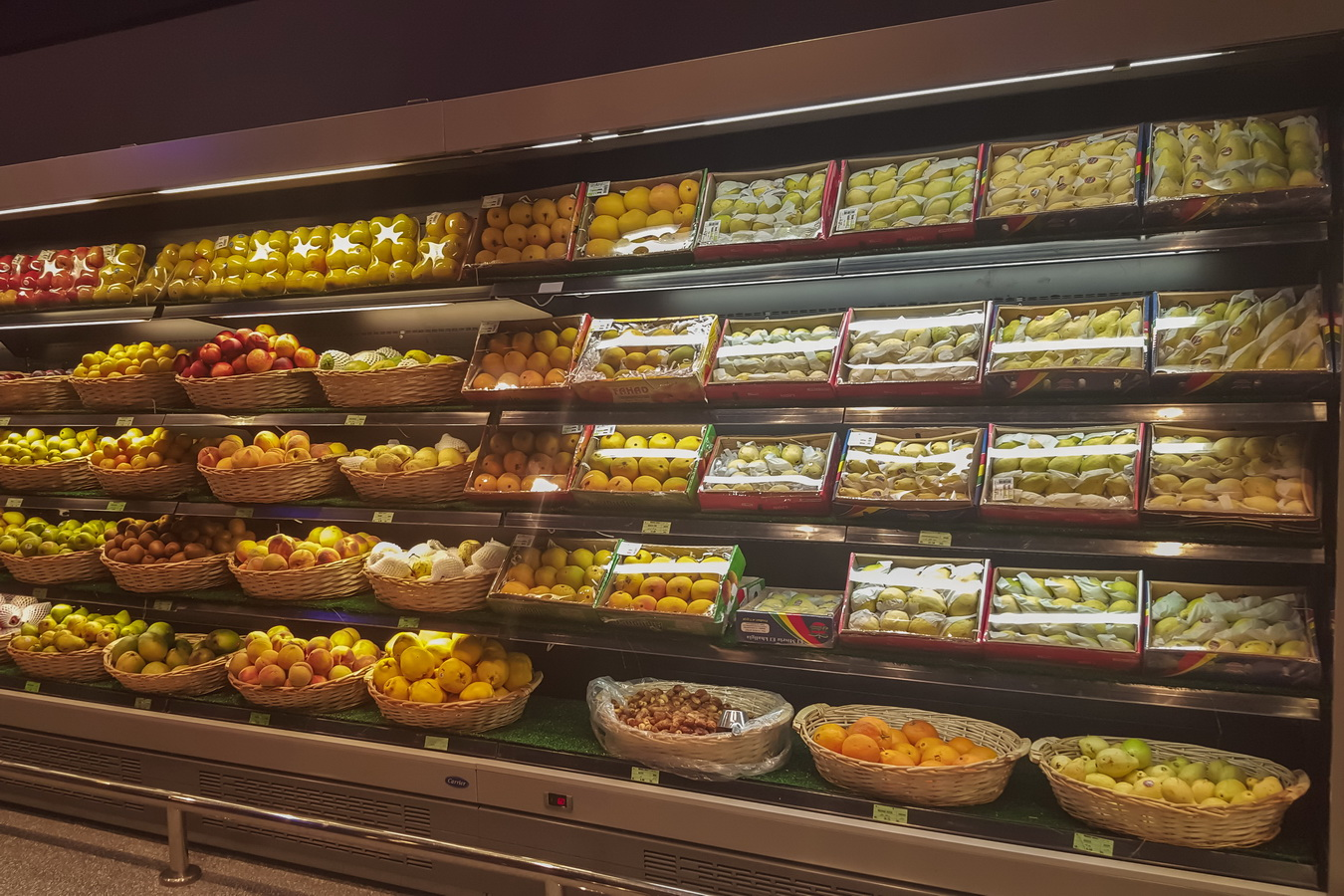 supermarket,fruits,layover,Doha ,Qatar