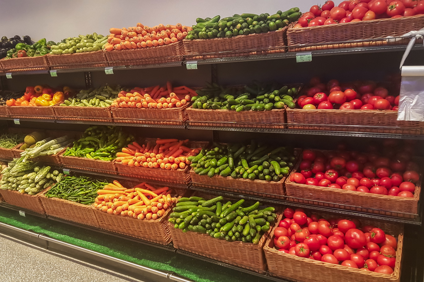 supermarket,vegetables,layover,Doha ,Qatar