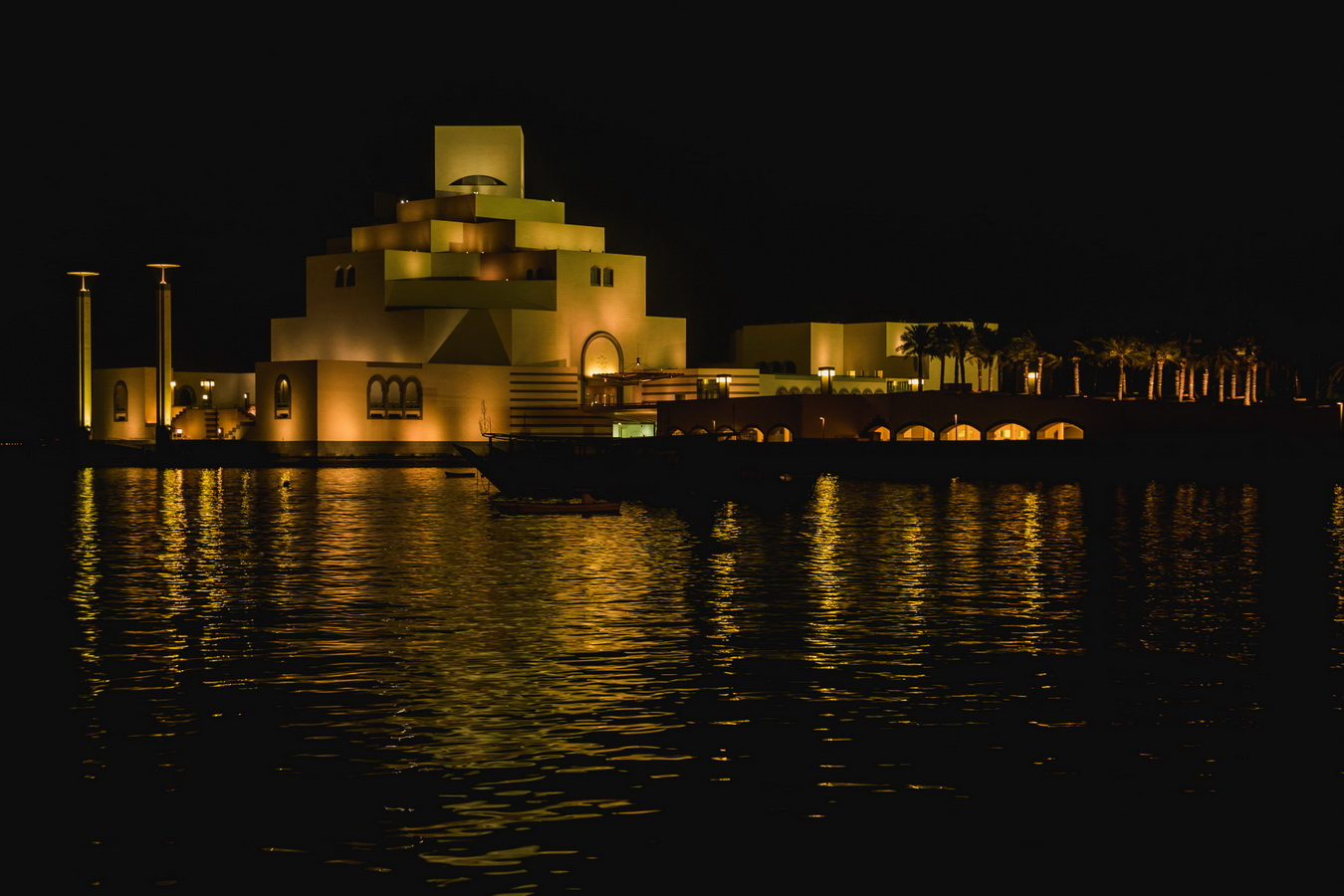 Museum of Islamic Art,layover,Doha ,Qatar