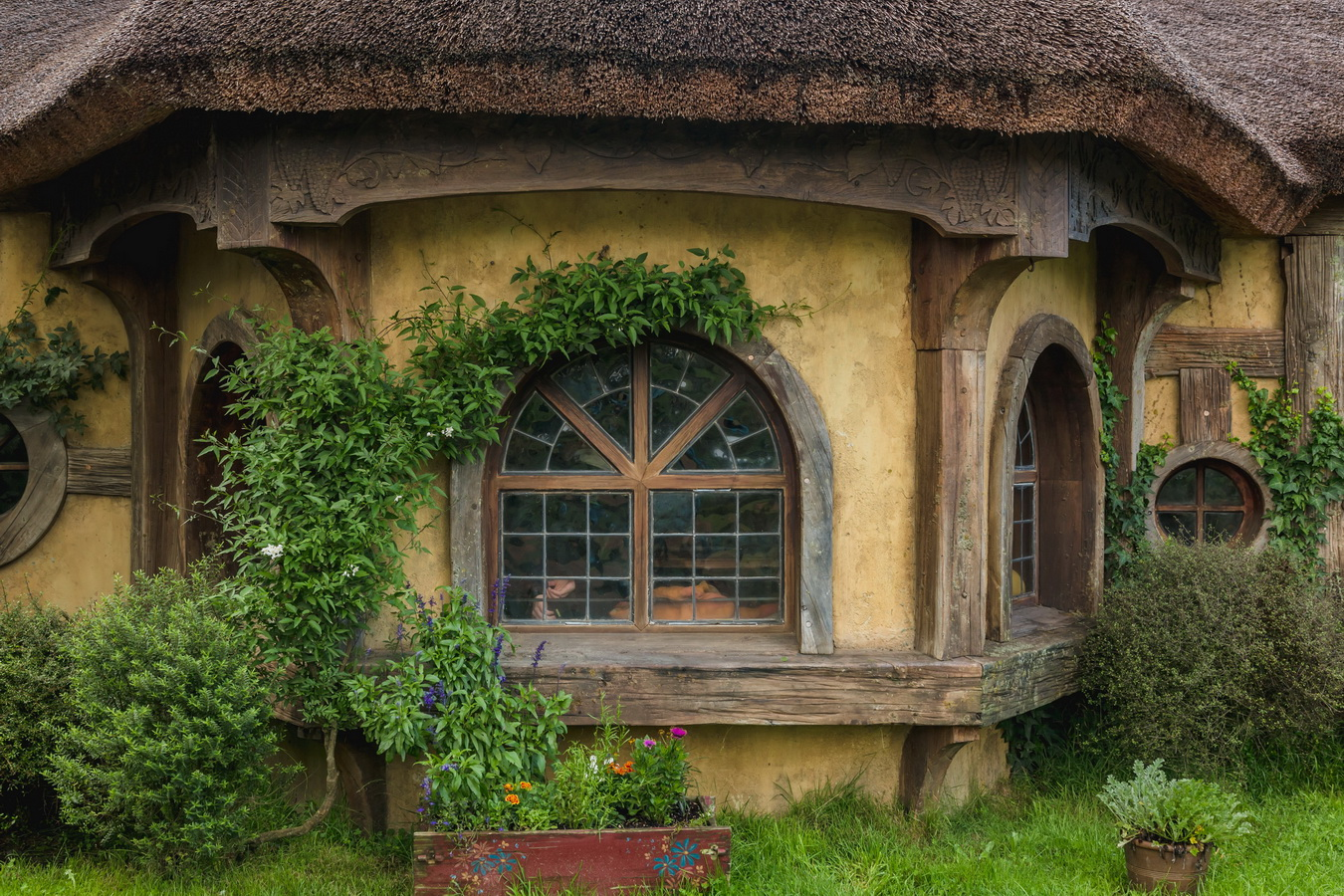 cafe,The Hobbiton, The Shire,Хоббитшир, Удел, Хоббитания, Заселье, Край,Matamata, North Island ,New Zealand