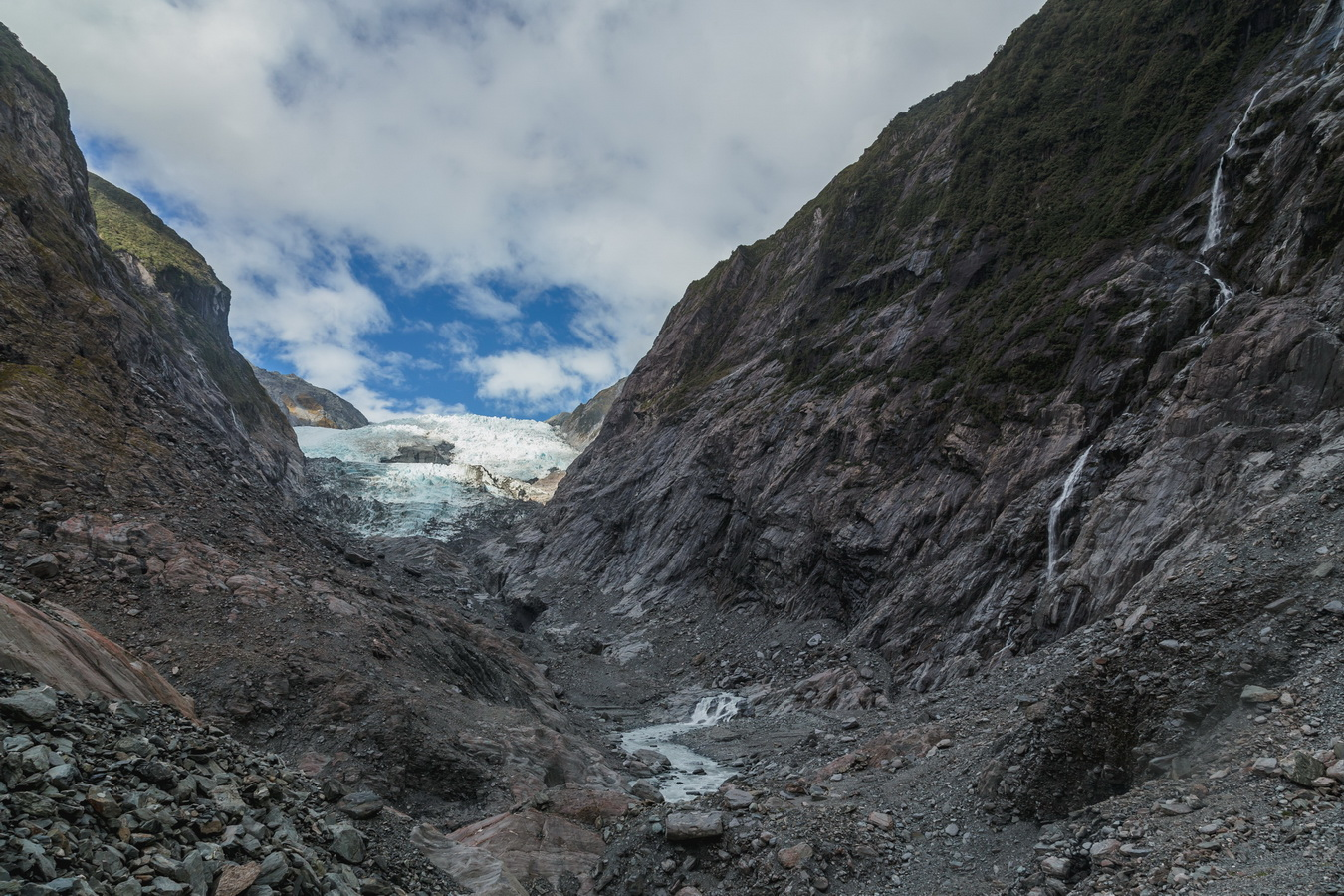 Franz Josef Glacier, South Island ,New Zealand